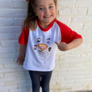 Superheroe T-shirt