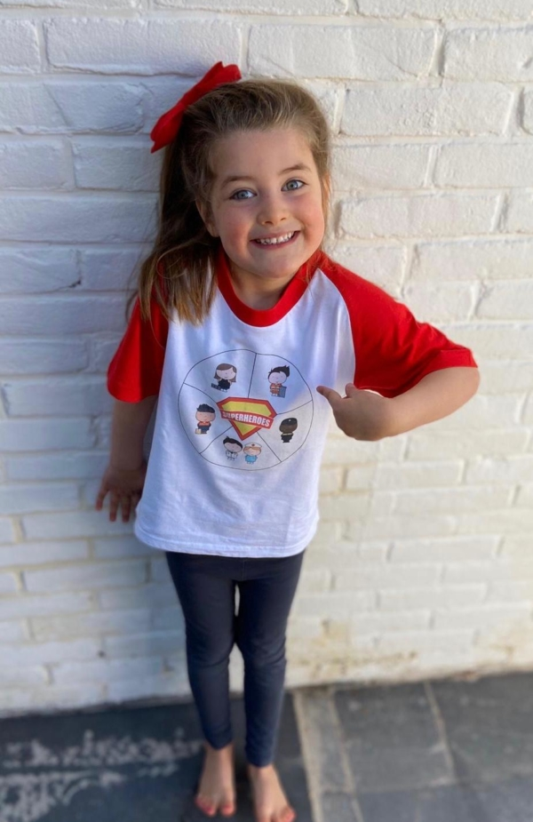 Superheroe T-shirt